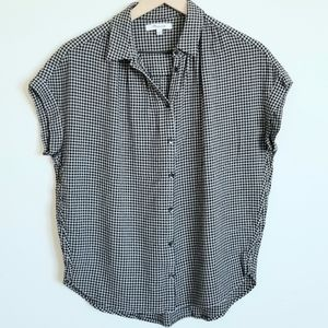 MADEWELL CENTRAL SHIRT CHECKED